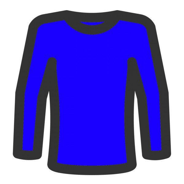 Variantenartikel, Blau